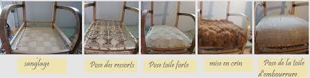 comment retapisser un canapé retapisser fauteuil déco tapissier décorateur