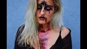 halloween makeup ideas zombie devil youtube