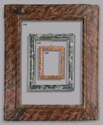 the frame blog articles interviews and reviews to do with lots 198 200 italian 17th century frames with painted trompe l oeil finishes