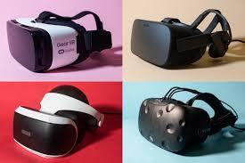 virtual reality showdown playstation vr vs oculus vs vive time