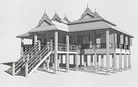 Thai Palace Theme Restaurant By Jorge Garcia At Coroflotcom - Thai style interior design