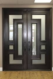Contemporary Front Doors Modern Double Front Doors For Best Modern Double Front Doors