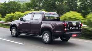 suzuki box truck bbc topgear magazine india car reviews review isuzu d max v cross