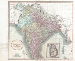 Map Of India And China by India And China Map