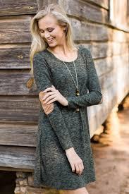 preppy olive green dress a line dress elbow patch dress 38 00