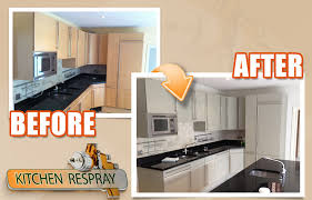 paint kitchen cabinets cost ireland respray respray dublin respray ireland kitchen respray