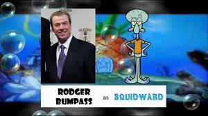 spongebob squarepants all cast youtube