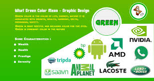 what green colors mean logo design animation studios in pune svfx