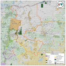 Oregon Forest Fires Map by Service First