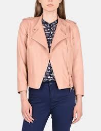 hooded motorcycle jacket armani exchange women u0027s coats u0026 jackets a x store