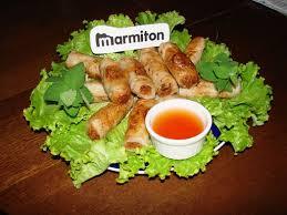cuisine marmiton recettes nems au crabe recette vietnamienne sauce recette de cuisine