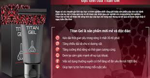 gel titan có an toàn không gel titan có ảnh hưởng đến sức khỏe
