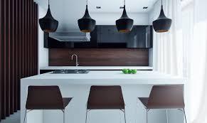 modern kitchen black modern pendant lighting kitchen black over white table countertop