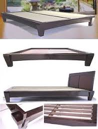 japanese platform bed plans woodworking projects u0026 plans beds
