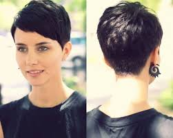 sexy hot back views of pixie hair cuts this is my first choice haircut love the asymmetrical bangs
