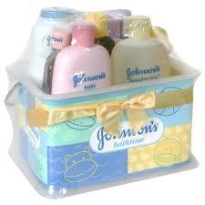 baby gift sets johnson baby bathtime essentials gift set