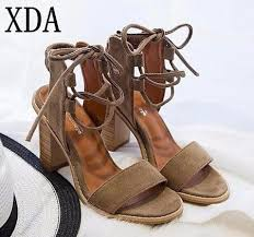 Comfortable Heels For Plus Size Buy Shangmsh Handmade Vintage Women Shoes Genuine Leather Female
