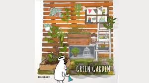 make my own green garden in backyard terrace and more youtube