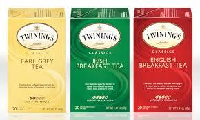 twinings tea bags 120ct groupon