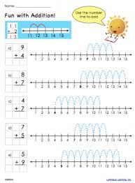 grade 1 math worksheets making math visual sample from luminous