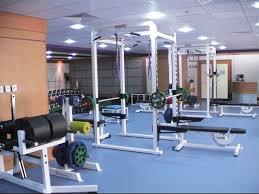 fitness facility design case study al ain football club