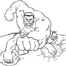 hulk u0027s force coloring super heroes coloring pages