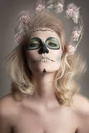Skeleton Halloween Makeup by 457 Best Sugar Skull Images On Pinterest Sugar Skulls Candy