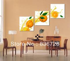 Pictures For Dining Room Wall Aliexpress Com Buy Free Shipping 3 Piece Wall Decor Paintings