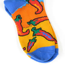 sunland home decor coupon chili pepper socks medium