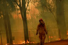 Wildfire Cali by Wildfires Ravage Southern California Photos