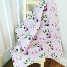 shabby chic white quilt lilac beauty baby blanket quilt playmat cot bedding shabby