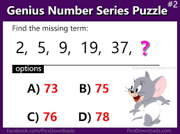 5 number series puzzles that will blow your mind u2013 genius math