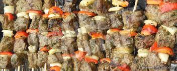 la bonne cuisine ivoirienne brochettes de bœuf plat jeannette cuisine