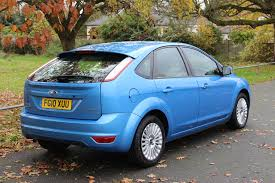 used 2010 ford focus titanium for sale in middlesex pistonheads