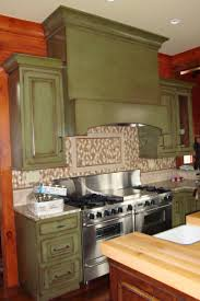Green Color Kitchen Cabinets Kitchen Furniture Sage Green Painteden Cabinets Photosgreen For