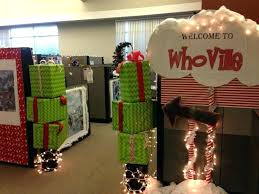 Christmas Decorating Themes Office Theme Decoration Ideas Holiday