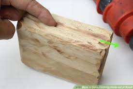 how to make climbing holds out of wood 10 steps with pictures