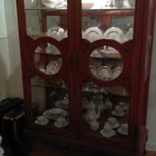 Rosewood Display Cabinet Singapore Antique And Vintage Cabinets Collectors Weekly