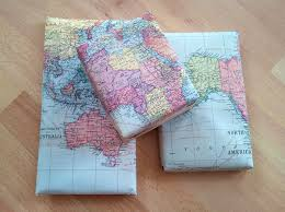theme gifts travel themed gift wrapping diy gift wrapping