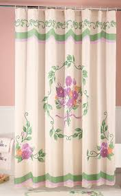 Colorful Fabric Shower Curtains Classic And Lovable Victorian Shower Curtains Homesfeed