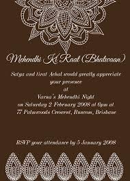 mehndi invitation mehndi invitation sles weddingbee