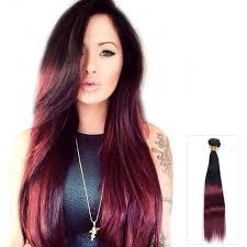 24 inch extensions ombre human hair weave cheap remy ombre extensions sheinhair