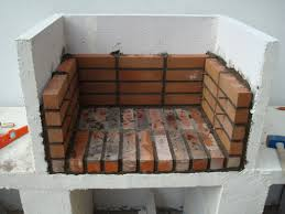 Briquettes De Parement Pas Cher by Construction D U0027un Barbecue Sur Mesure Renaud Le Bricolo Over