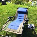 timber ridge zero gravity chair with side table westfield outdoor blue xl zero gravity chair zero gravity chair with