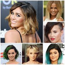 short ombre hairstyles for 2017 hairstyles 2017 new haircuts and
