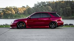 subaru wagon stance скачать обои wheels wrx wagon stance subaru tuning purple