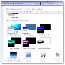 hot themes for windows phone disable aero on windows 7 or vista or windows 8 x sorta