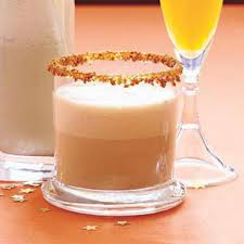 eggnog martini recipe snappy chai eggnog rachael ray every day