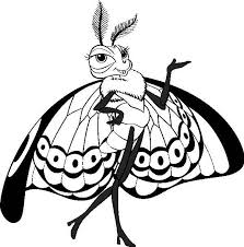 princess atta mother queen bugs coloring pages batch