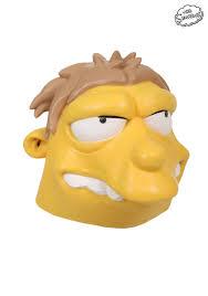 Halloween Costumes Simpsons Simpsons Barney Mask
